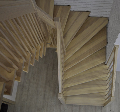 Wooden Stairs №21